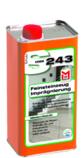 Naturstein Feinsteinzeug, Schutzbehandlung Naturstein, HMK S243